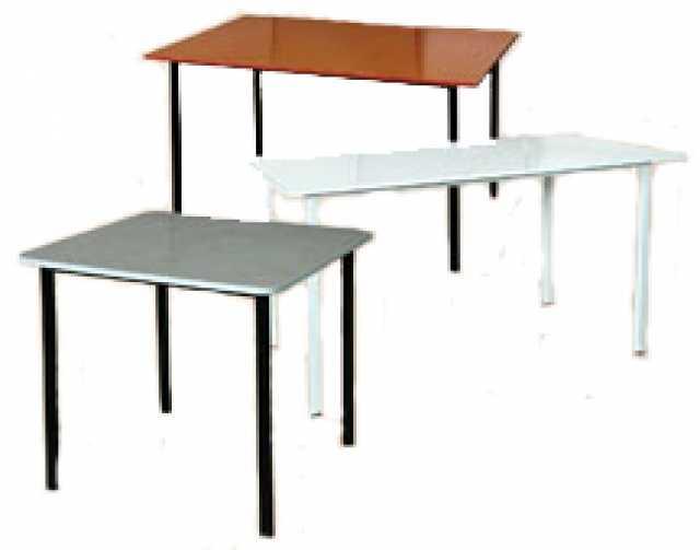 Продам: Столы обеденные на металлокаркасе оптом