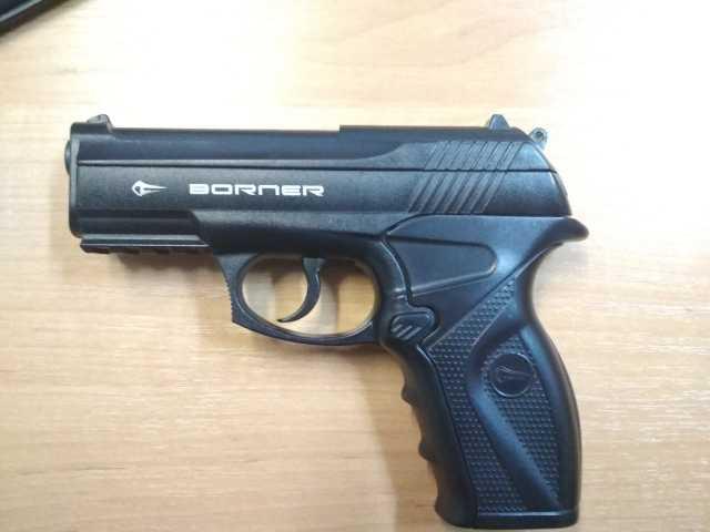 Продам Пневматический пистолет Borner C 11