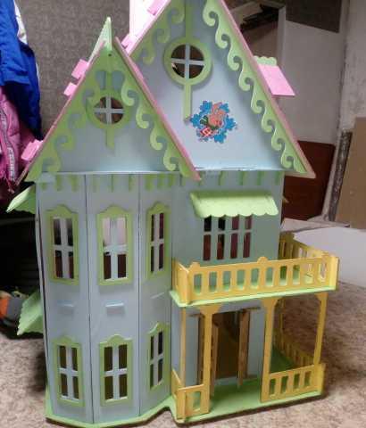 Продам кукольный домик шир.-152, шир.-90