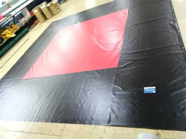 Продам: Покрытие для ринга двухцветное