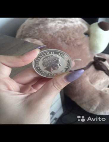 Продам: Серебряная монета