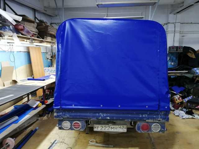 Продам: Тент задний на грузовые автомобили