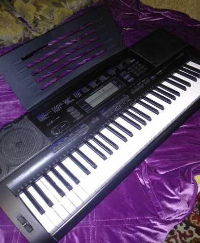Продам синтезатор Касио СТК-5000