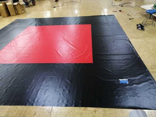 Продам: Покрытие для ринга с цветовым дизайном
