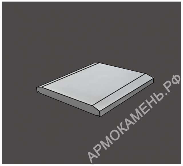 Продам: Плита парапетная ПП460/1 (ПП1)
