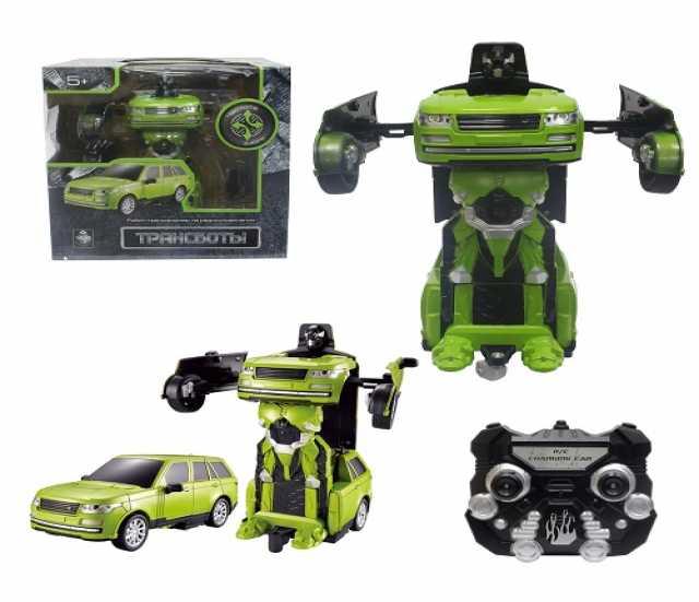Продам: Радиоуправляемый робот-трансформер транс