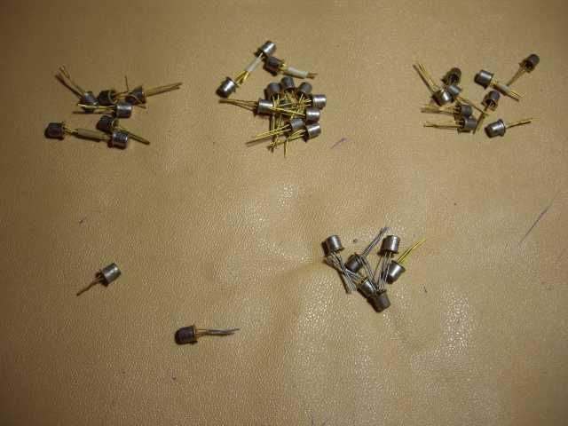 Продам: Полевой транзистор. КП103