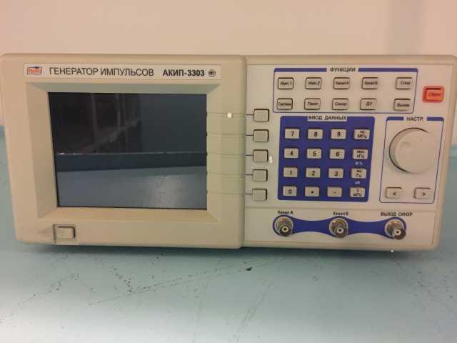 Продам Генератор АКИП-3303