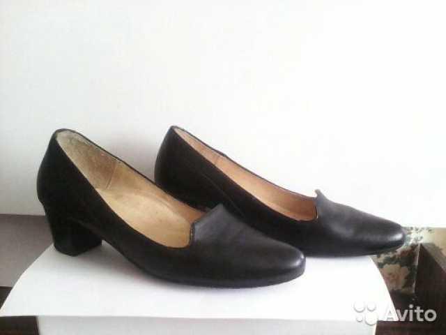 Продам Туфли женские 36-го размера / ТЕРВОЛИНА