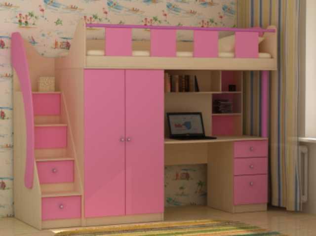 Продам: Кровать чердак