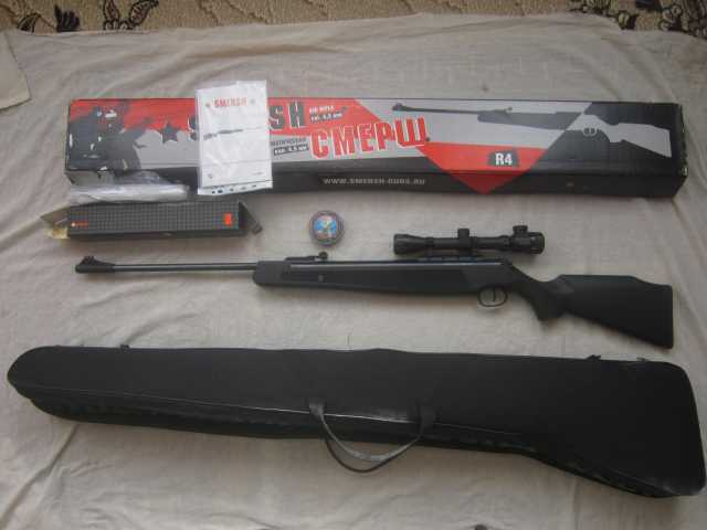 Продам SMERSH-4
