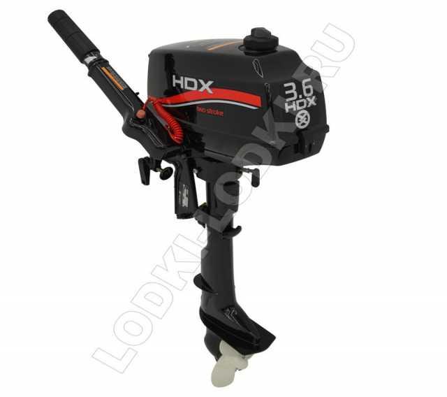 Продам: Лодочные моторы HDX
