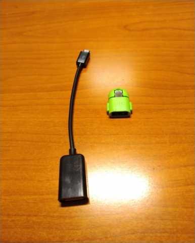 Продам OTG кабель переходник USB-microUSB