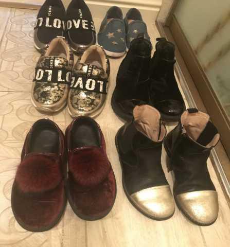 Продам Красивая обувь для девочки