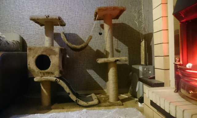 Продам Игровой комплекс для котят