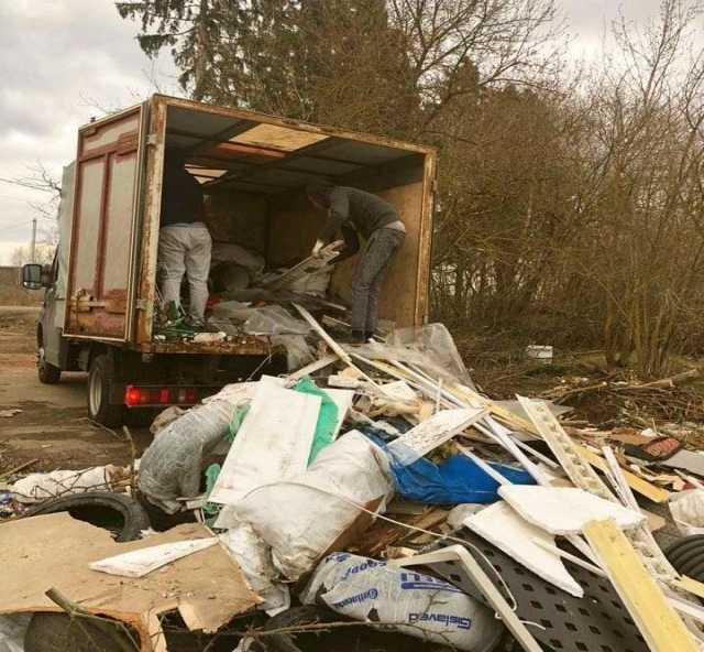 Предложение: Вывоз любого мусора и снега