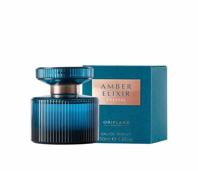 Продам: Парфюмерная вода Amber Elixir Crystal