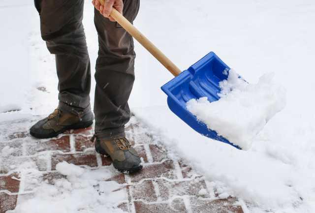Предложение: Уборка снег