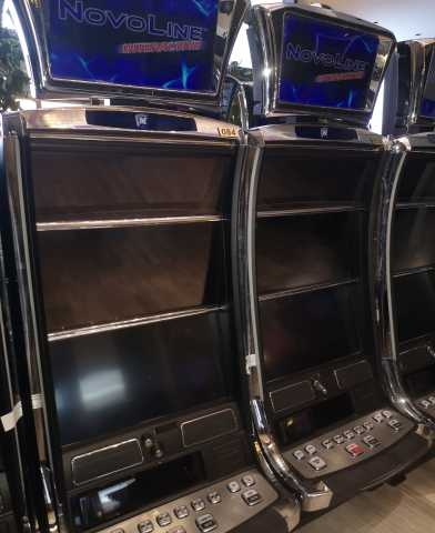 Продам Слот-автоматы б/у Novomatic FV640