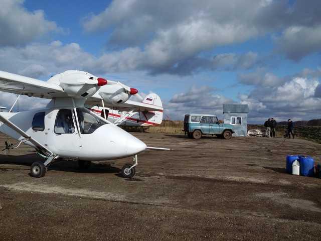 Продам: Самолет Цикада