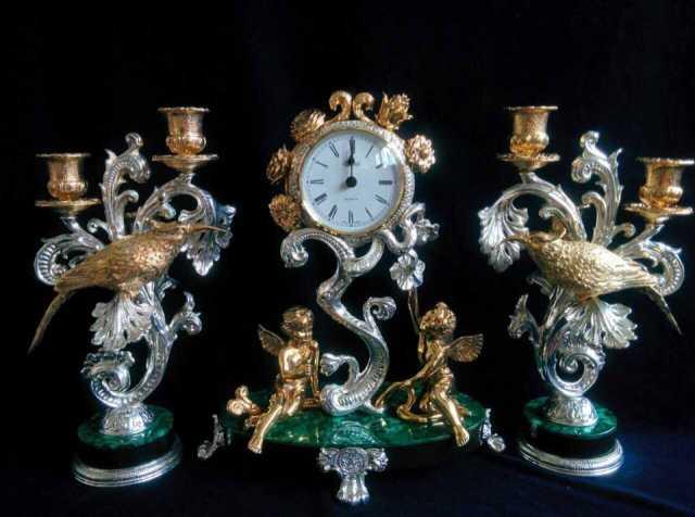 Предложение: Эксклюзивные изделия из бронзы и камня