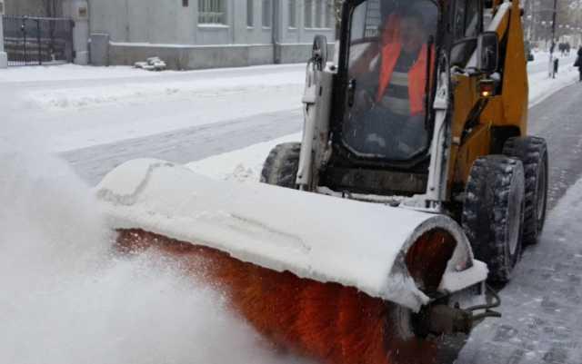Предложение: Очистка кровли участка от снега и льда