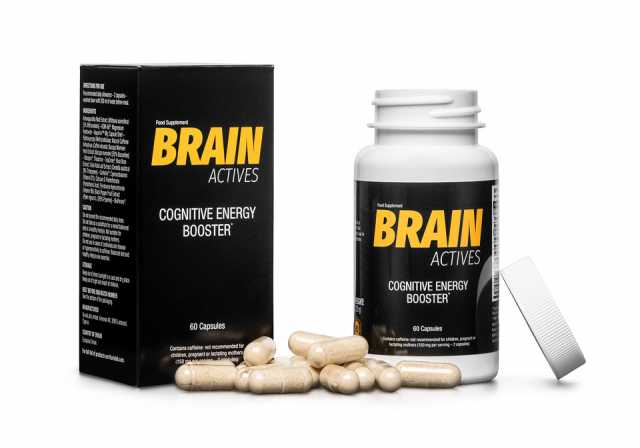 Продам: Brain Actives