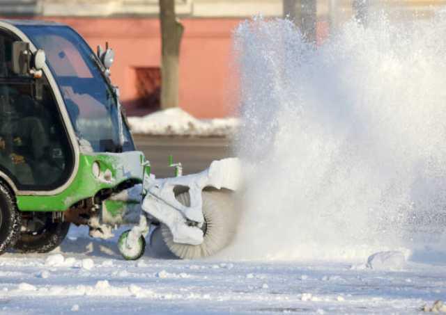 Предложение: Очистка крыш от снега и льда