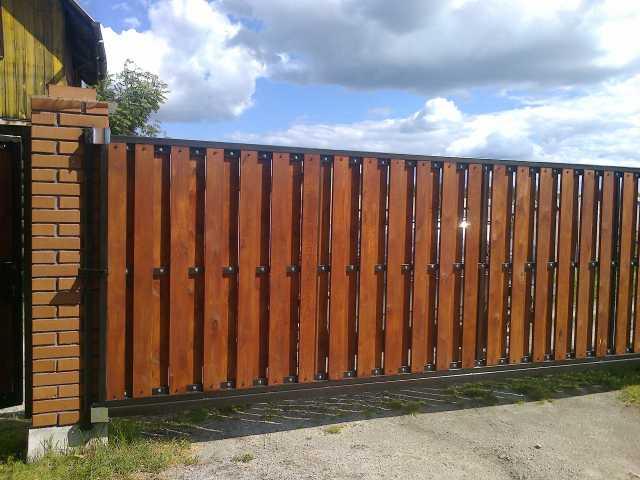 Предложение: Изготовление ворот