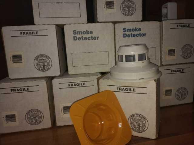 Продам: Топ детекторы дыма Usa Ademco 4192sd