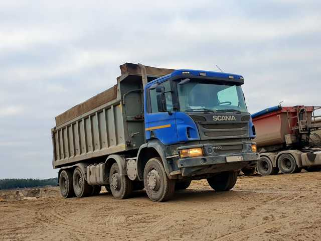Продам Scania P400 8x4