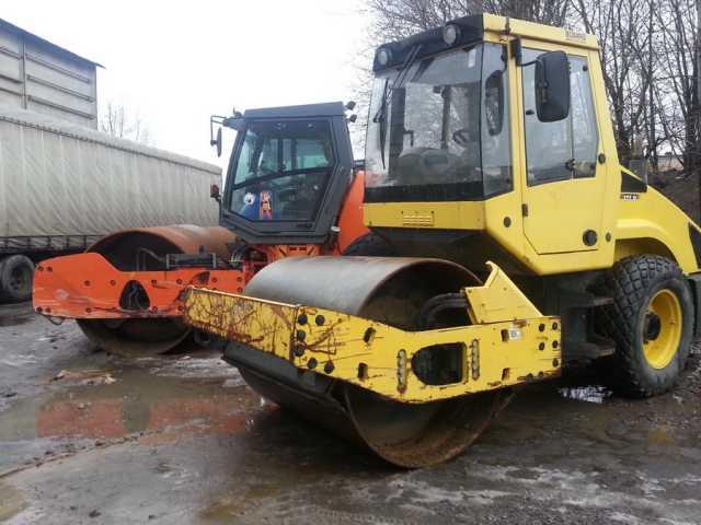 Продам: BOMAG BW177D-4 каток грунтовый 7,5 тонн