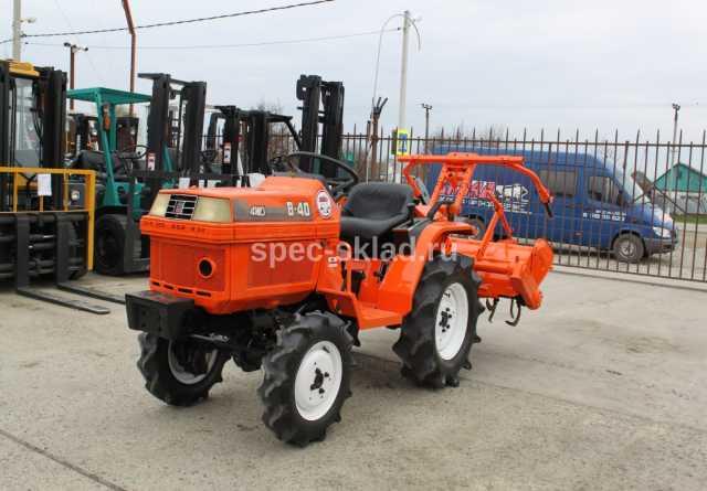 Продам: Мини-трактор Kubota B40D