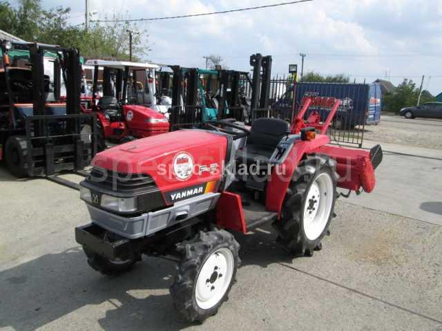 Продам Мини-трактор YANMAR F7D