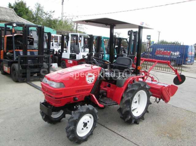 Продам Мини-трактор YANMAR Ke-4D