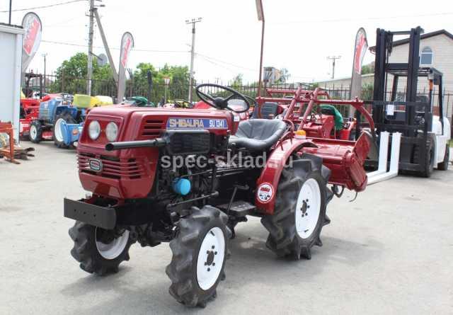 Продам Мини-трактор Shibaura SU1341D