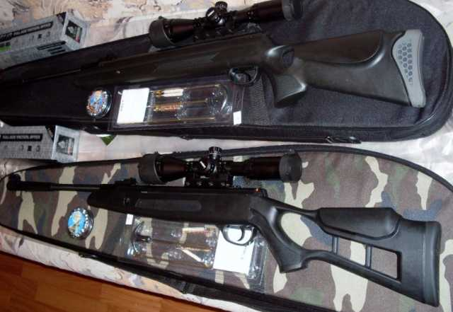 Продам Пневматические винтовки HATSAN 125TH