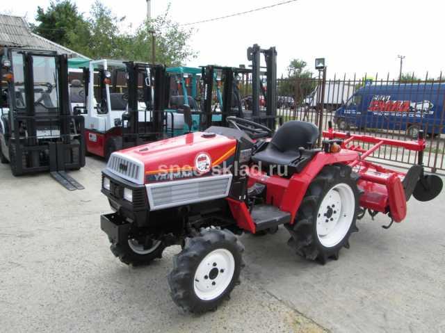 Продам Мини-трактор YANMAR F155D