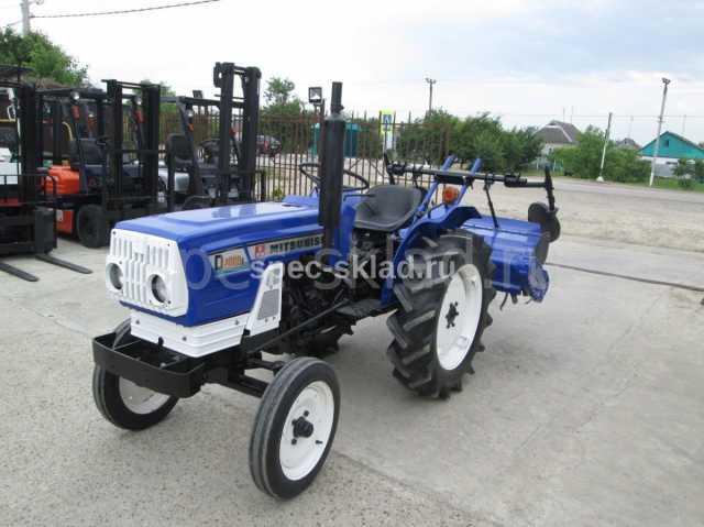 Продам: Мини-трактор Mitsubishi D2000S
