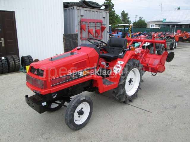 Продам: Мини-трактор Mitsubishi MT16S