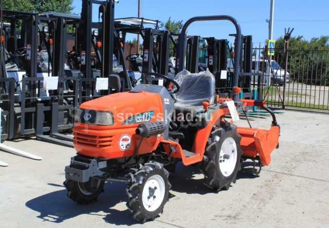 Продам: Мини-трактор Kubota KJ11
