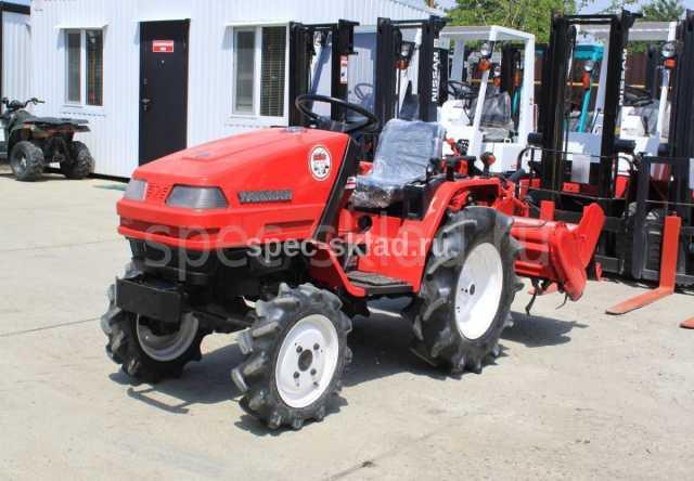 Продам Мини-трактор YANMAR Ke-3D