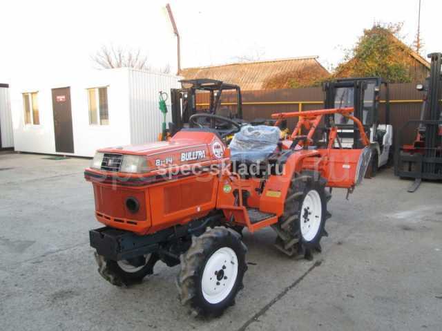 Продам: Мини-трактор Kubota B1-14D