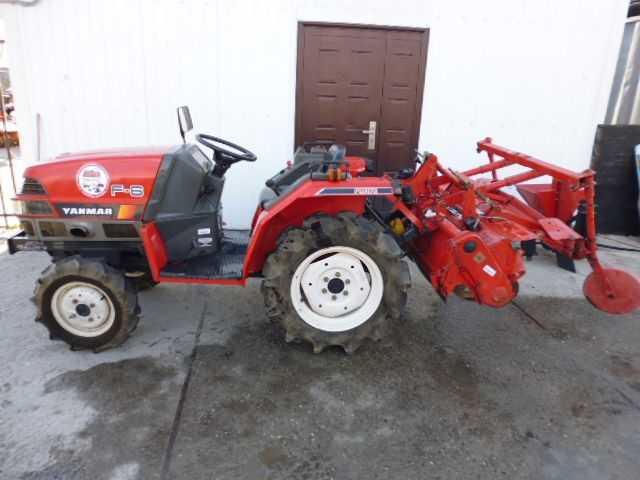 Продам Мини-трактор YANMAR F6D 3