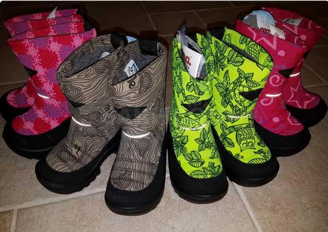 Продам Зимняя обувь детям и взрослым