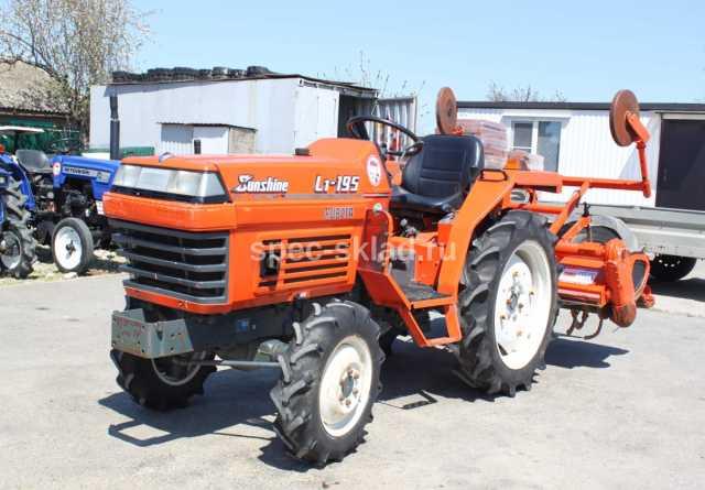 Продам: Мини-трактор Kubota L1-195D