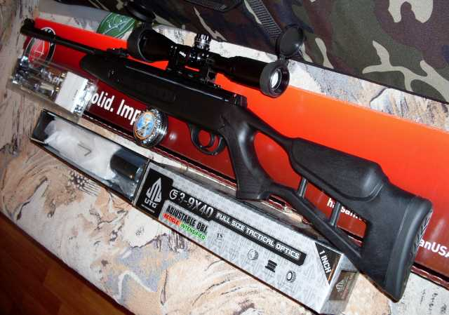 Продам Пневматические винтовки HATSAN Striker E