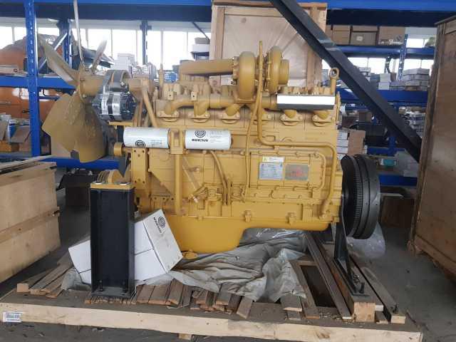 Продам: Двигатель WD10G178E25 на Shаntui SD16