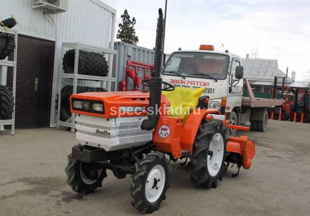 Продам: Мини-трактор Kubota B1500D