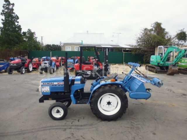 Продам: Мини-трактор Mitsubishi MT1601S